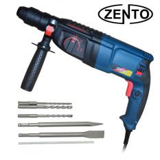 Máy khoan búa cầm tay Hammer Drill Zento 2/26SE