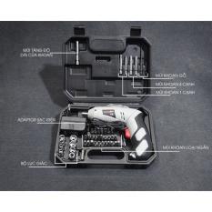 Máy khoan cầm tay đa năng 45 chi tiết JOUST MAX + tặng nhiệt kế điện tử