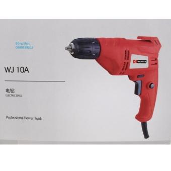 Máy khoan cầm tay FX J1Z-BY-10A 450W 0~3000r/min ( Đỏ )