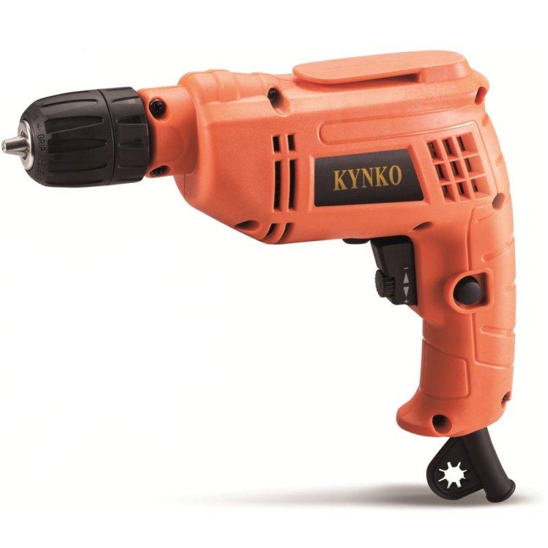 Máy khoan điện đầu 10 Kynko J1Z-KD60-10 (Cam)