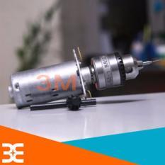 Máy Khoan Mini Cầm Tay 12V-2A Kẹp Mũi Từ 0.6-6.0mm