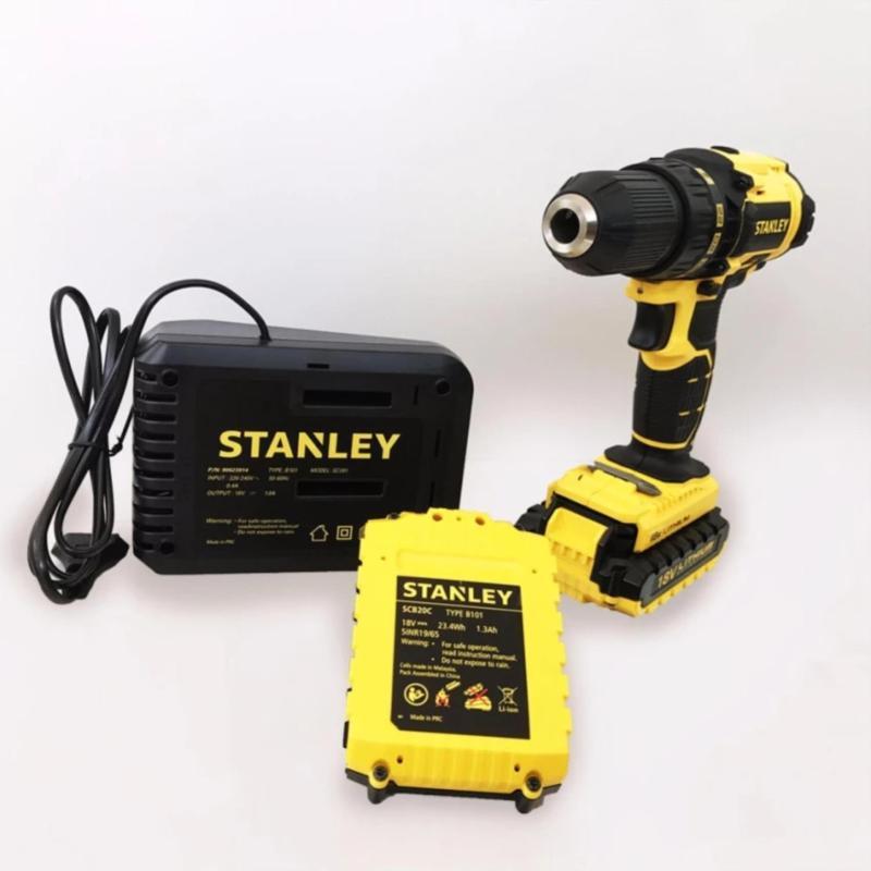 Máy khoan pin 18V Stanley SCD20C2