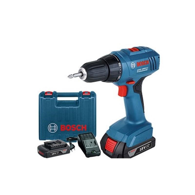 Máy khoan pin Bosch GSR 1800 -Li