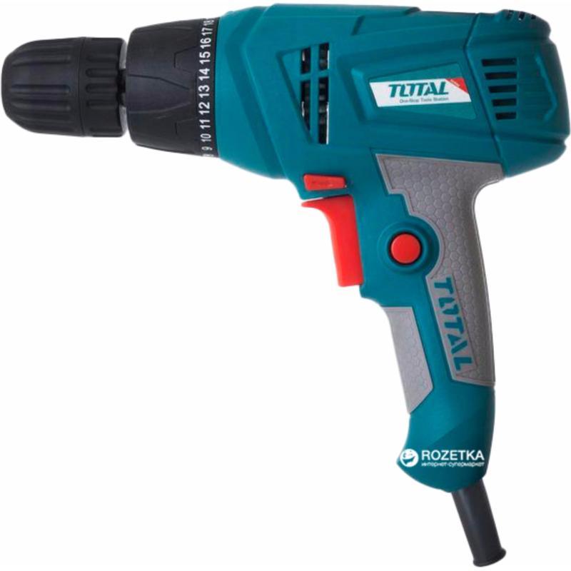 Máy khoan vặn vít cầm tay 280W Total TD502106
