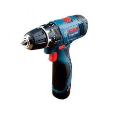 Máy khoan vặn vít dùng pin Bosch GSB 120-LI Professional (Xanh)