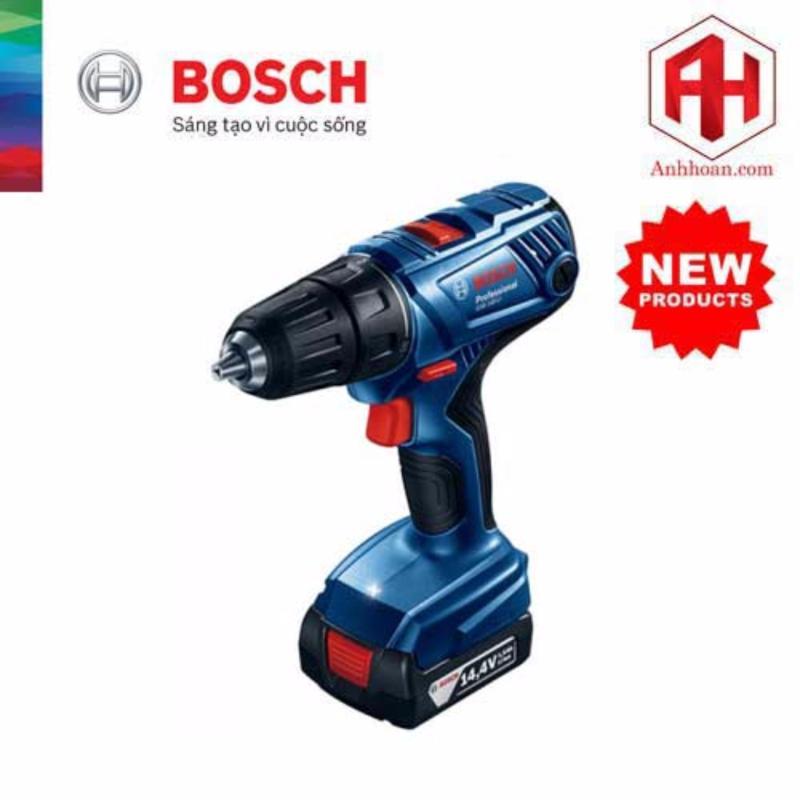 Máy khoan vặn vít dùng pin Bosch GSR 140-LI (14.4V, 1.5A)
