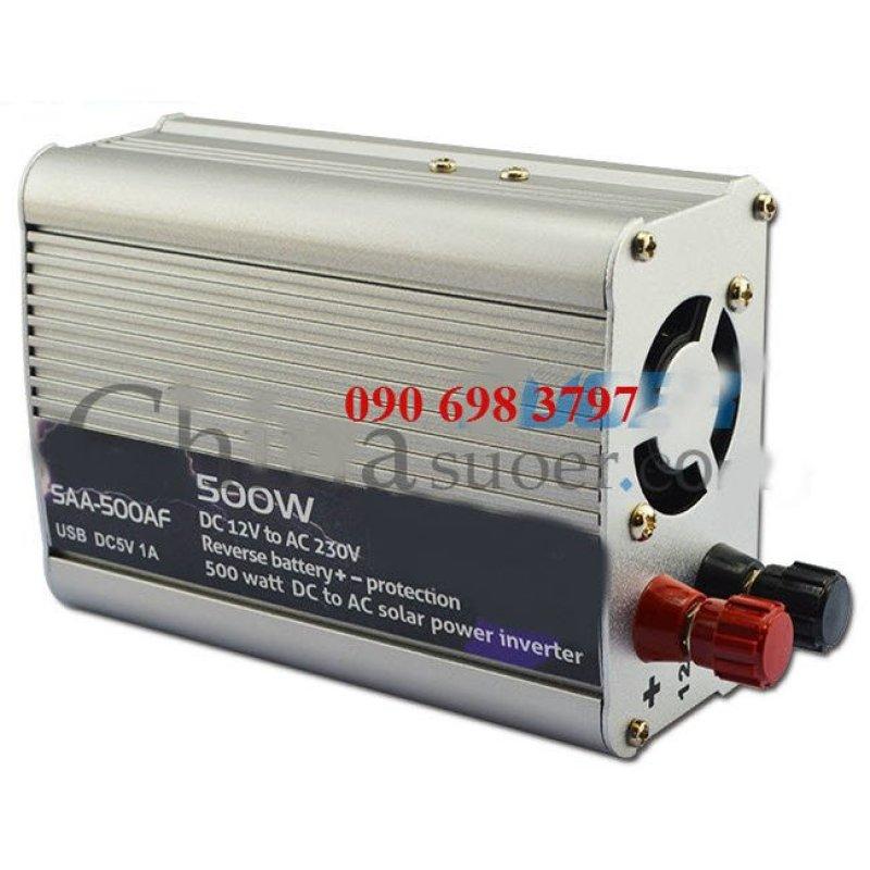 Bảng giá Mua Máy kích điện chống ngược cực 12V/500W