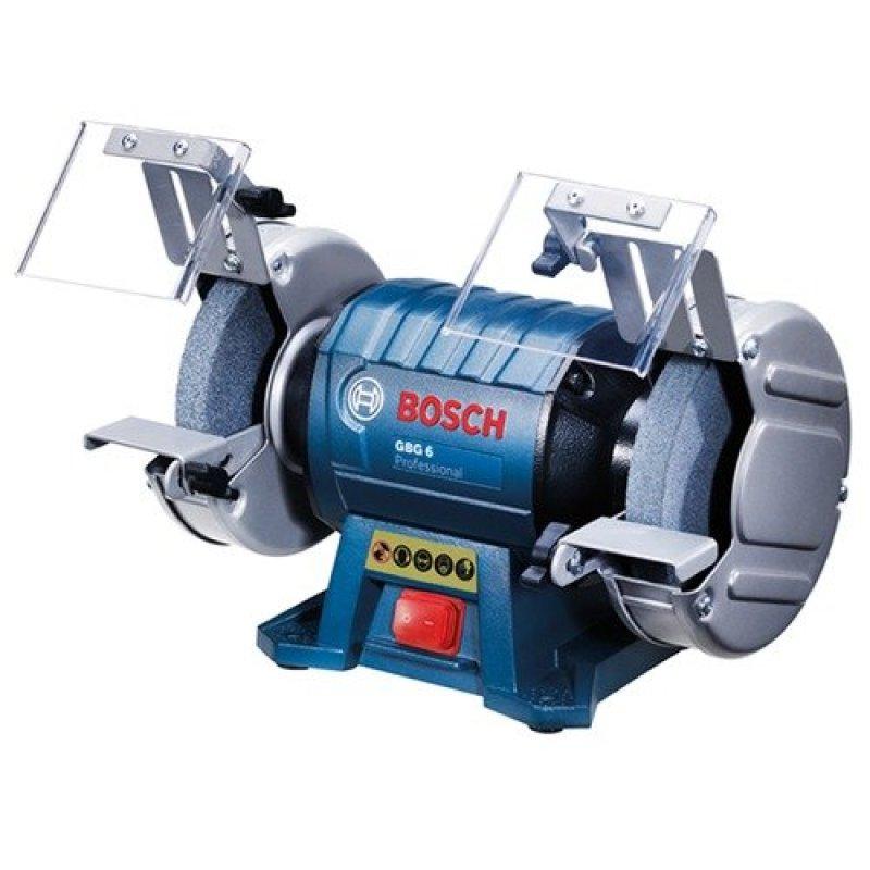 Máy mài bàn Bosch GBG 6 Professional (Xanh)
