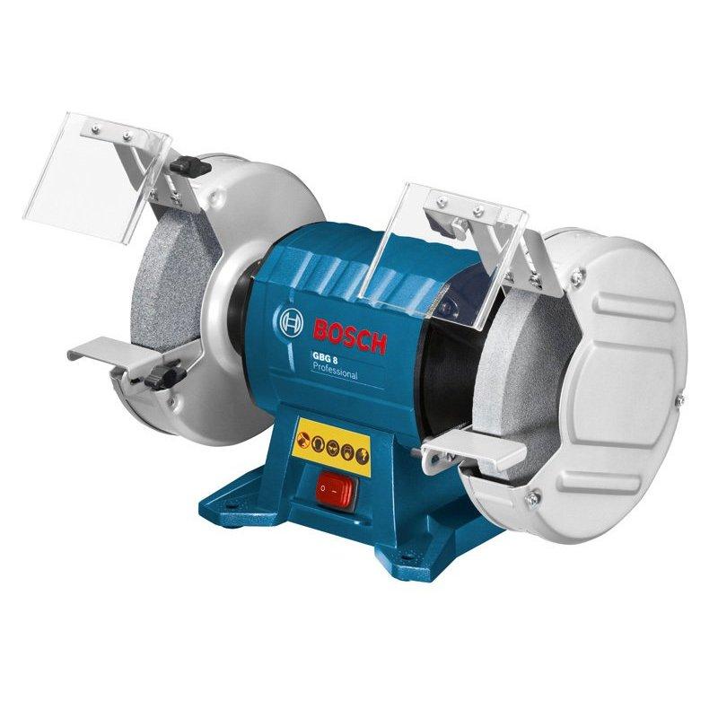 Máy mài bàn Bosch GBG 8 Professional (Xanh)
