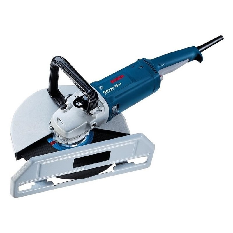 Máy mài cắt sâu Bosch GWS24-300IS 2400W (Xanh)