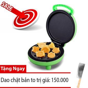 Máy nướng bánh đa năng chiyoda Model: CE 102( màu kem)+tặng kèm dao chặt bản to trị giá 150.000đ