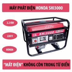 Máy phát điện Honda SHI3000 (Đỏ)