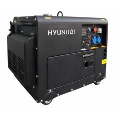 Máy phát điện Hyundai DHY6000SE (5.0kw - 5.5kw)