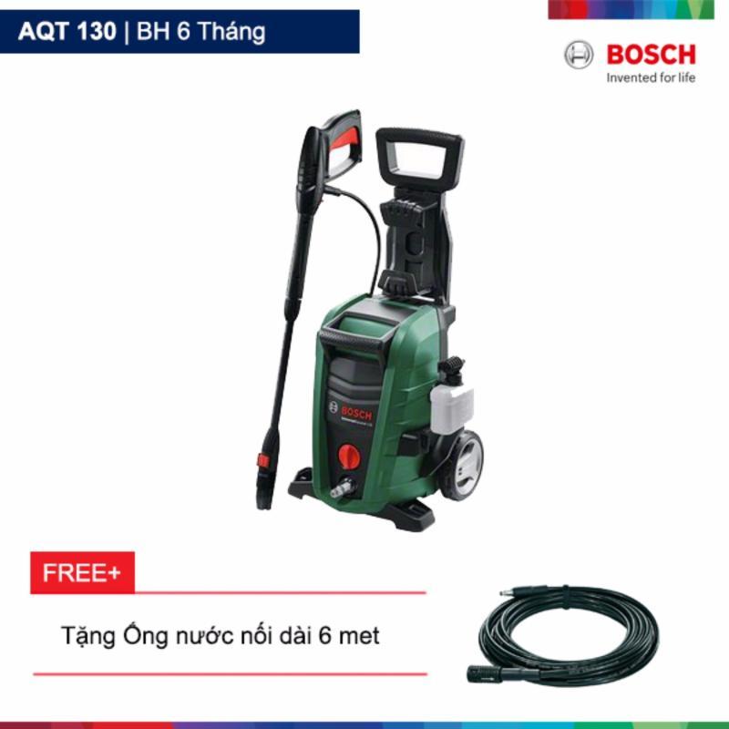 Máy phun xịt rửa áp lực Bosch AQT130 Tặng ống phun áp lực nối dài 6m