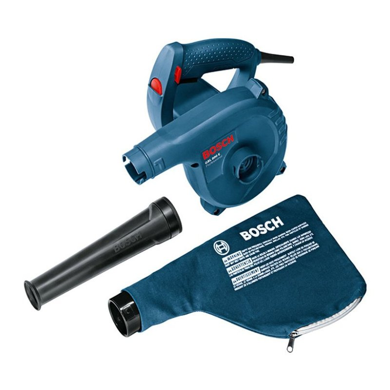 Máy thổi bụi Bosch GBL 800 E (Xanh)