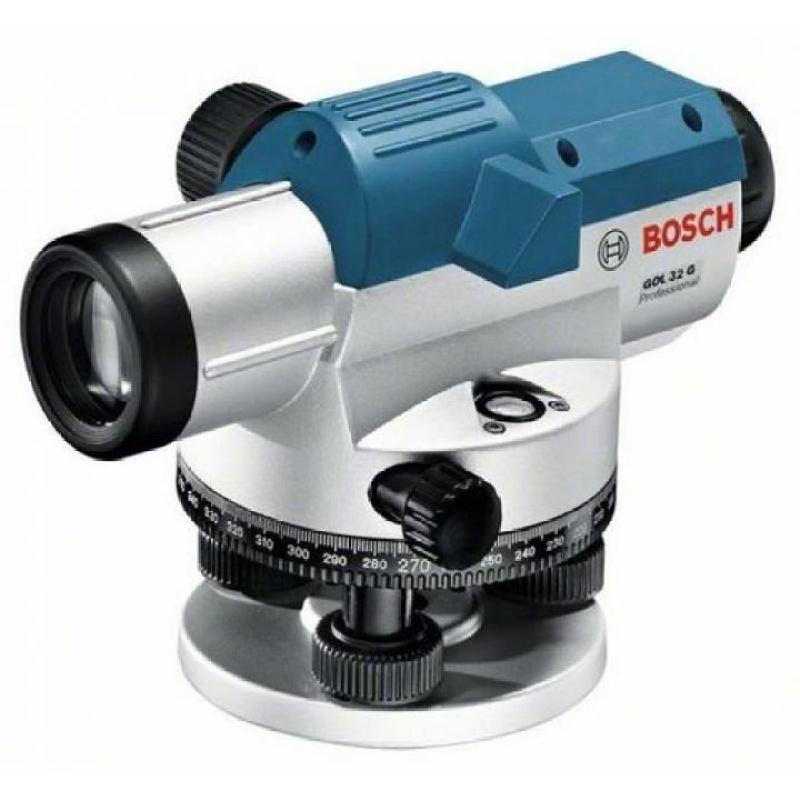 Máy thủy bình Bosch GOL 32 D Professional (Xanh)