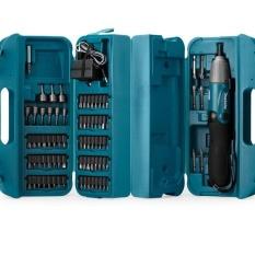 Máy vặn vít dùng pin Makita 6723DW 4.8V (Xanh dương)