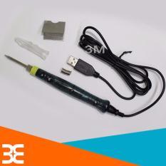 Mỏ hàn nhiệt mini 5V-8W 400 độ dùng nguồn USB siêu tiện dụng