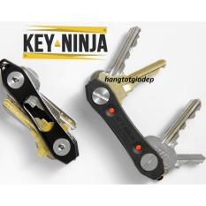 Móc chìa khóa đa năng KEY NINJA công nghệ Hoa Kỳ - Hàng nhập khẩu