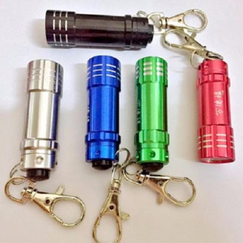 Bảng giá Móc khóa đèn pin 3 bóng siêu sáng