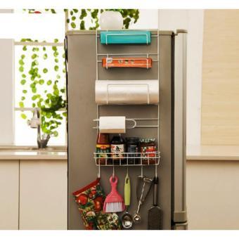 Móc treo tủ lạnh đa năng, tiết kiệm diện tíchSTT-MT30