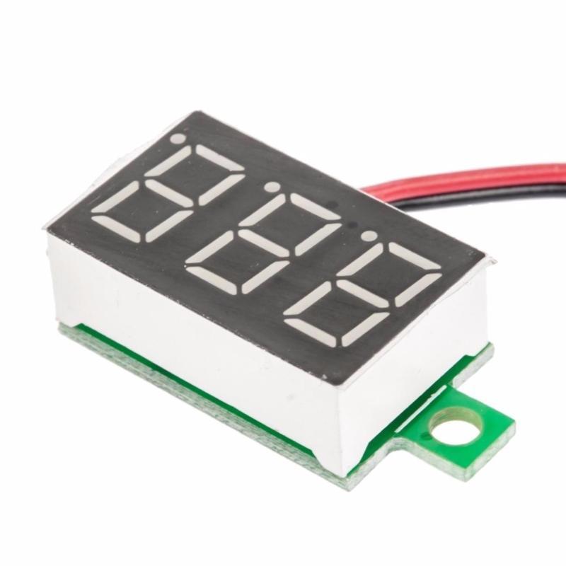 Bảng giá Module đo điện DC 4.5-30V ( Red_0.36')