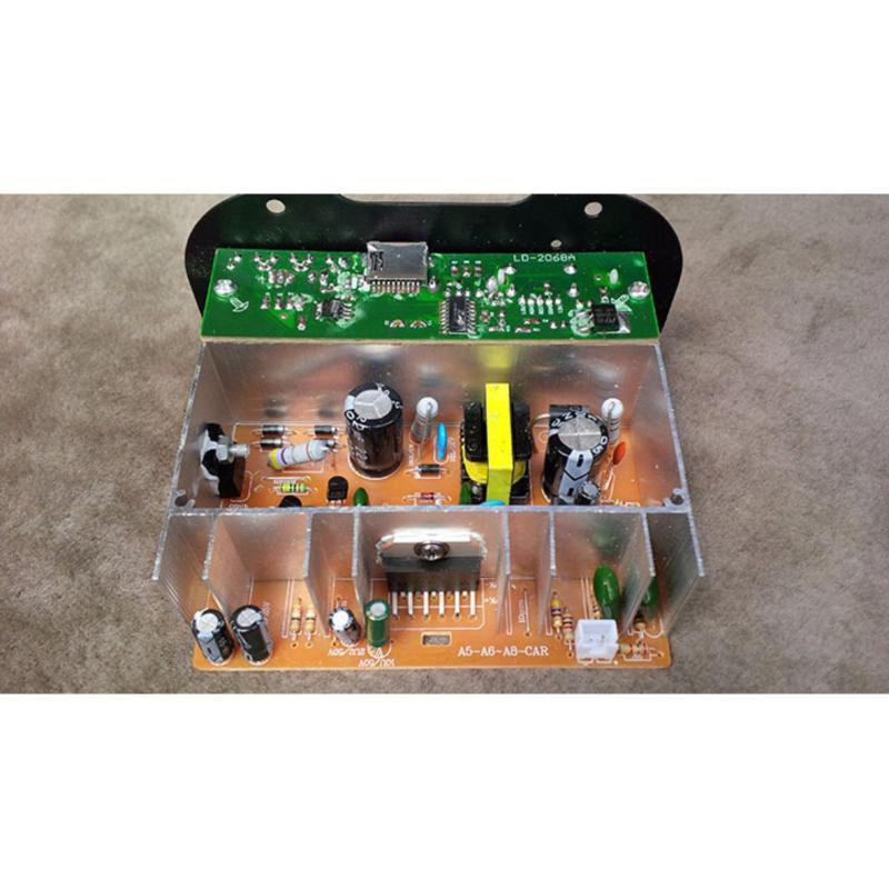 Bảng giá Mua Module Loa Siêu Trầm 220VAC 12V-24VDC TDA2009 10W+10W