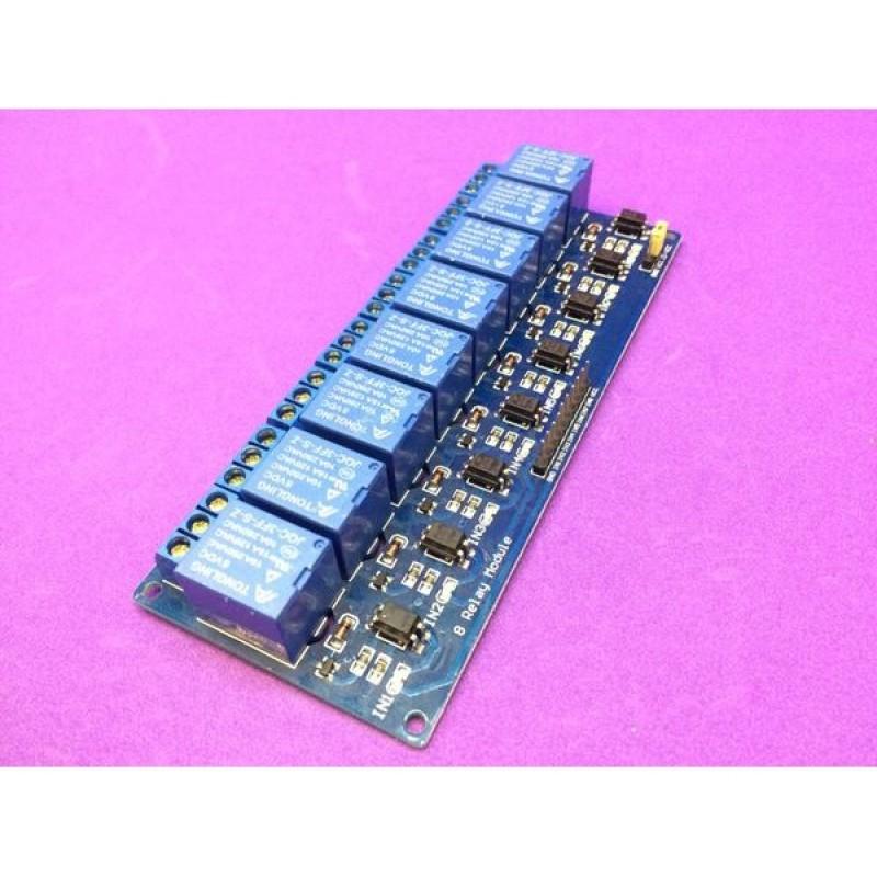 Bảng giá Mua Module Relay 5V- 8 kênh