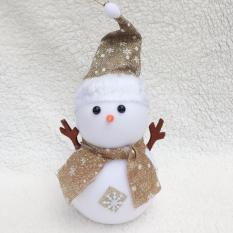 So Sánh Giá Người tuyết trang trí giáng sinh cao 25cm  M&N Toys