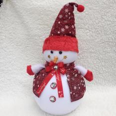 Thông tin Sp Người tuyết trang trí giáng sinh cao 40cm  M&N Toys