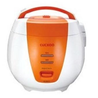 Nồi cơm điện Cuckoo CR-0661 1L (Trắng phối cam)