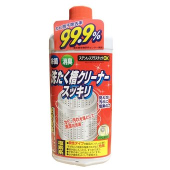 Nước tẩy vệ sinh lồng máy giặt Nhật Bản 550g