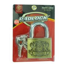 Ổ khóa Anboud C6-70 (Vàng đồng)
