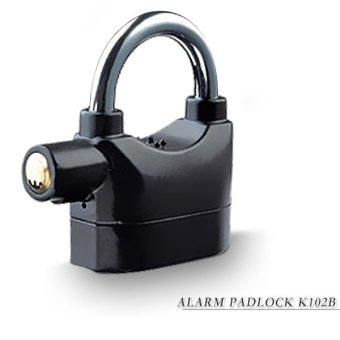 Ổ khóa báo động Kinbar (Hợp kim nhôm) K102B