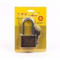 Ổ khóa chống cắt Zsolex còng dài 6 phân