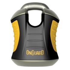 Ổ khoá OnGuard NKX Lock 8101 (Đen phối Vàng)