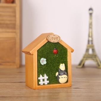 OJ creative Hayao Miyazaki cottage - intl