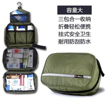 OJ men and women hook type wash bag, three in one folding bag, ladies wash, cosmetic bag, cosmetic bag - intl - 8522123 , OE680HLAA6HFKGVNAMZ-11947783 , 224_OE680HLAA6HFKGVNAMZ-11947783 , 826956 , OJ-men-and-women-hook-type-wash-bag-three-in-one-folding-bag-ladies-wash-cosmetic-bag-cosmetic-bag-intl-224_OE680HLAA6HFKGVNAMZ-11947783 , lazada.vn , OJ men and wom