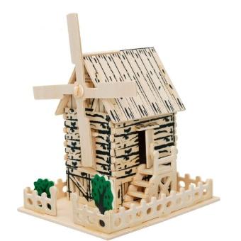 OJ windmill cottage puzzle - intl
