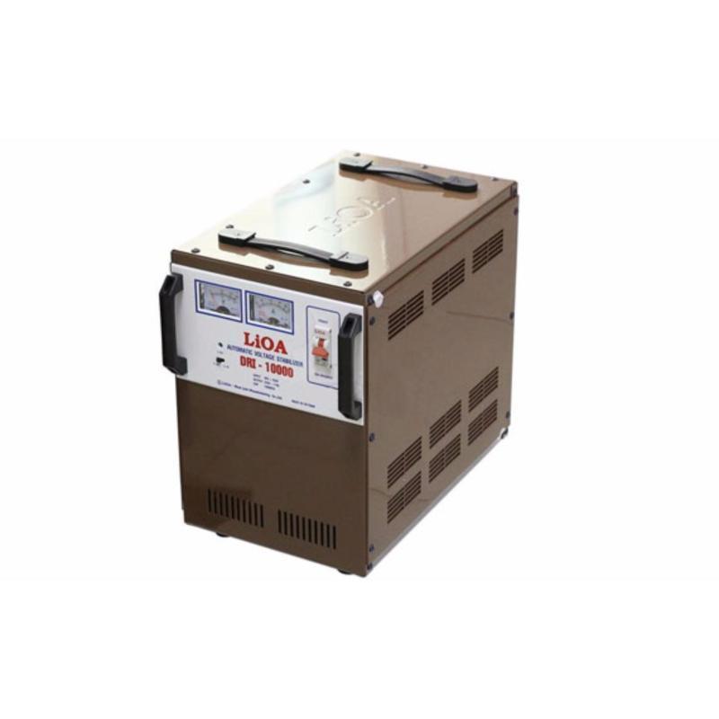 Bảng giá Mua Ổn áp lioa 1 pha 10KVA-DRI dải 90-250V có mạch bảo vệ