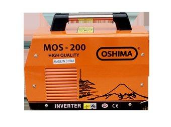 OSHIMA MOS 200 - Máy hàn điện tử (Cam – đen)