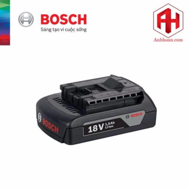 Pin dùng cho dụng cụ Bosch GBA 18V 1.5Ah Li-Ion
