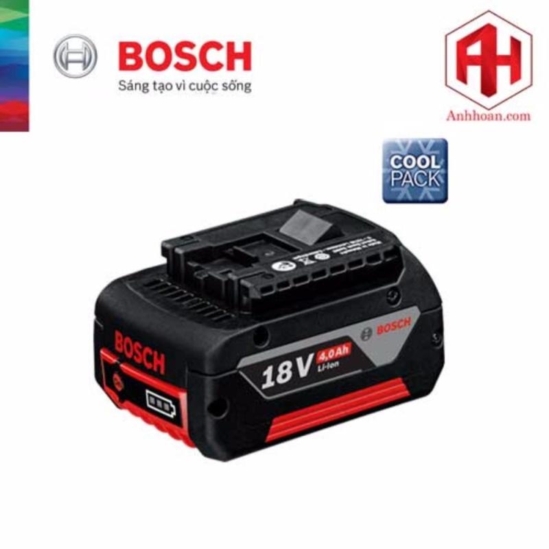 Pin dùng cho dụng cụ Bosch GBA 18V 4.0Ah Li-Ion
