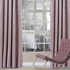 Rèm cửa đơn khoen Miss Curtain 143X300cm (NG086-Peach Beige)