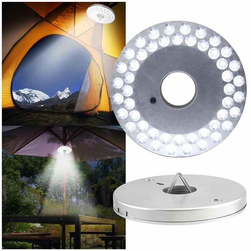 Bảng giá Mua Security 48 LED Light Lamp Outdoor Emergency Lightning For Adventure Camping - intl