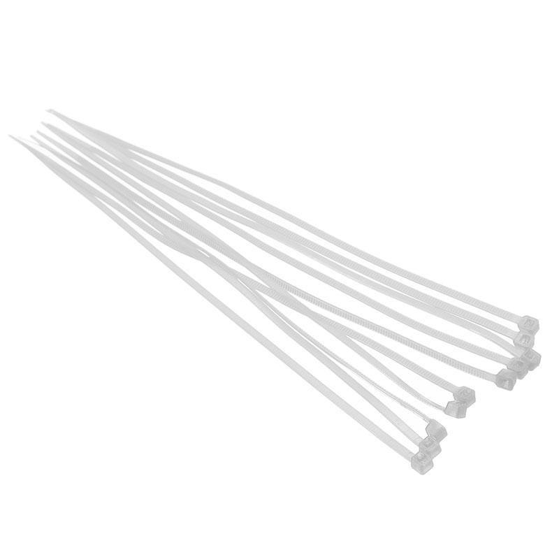 Bảng giá Mua Self - locking Nylon Tie Belt for RC Model Aircraft Fittings White - intl