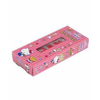 Set 20 túi ny lông đựng thực phẩm hình Hello Kitty hàng nhập khẩu Nhật Bản