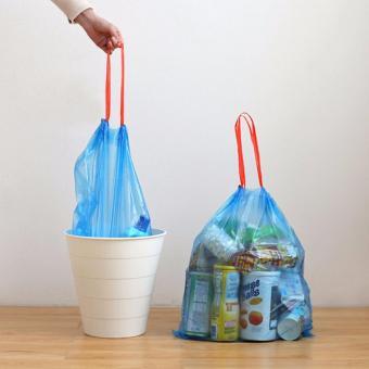 Set 60 túi đựng rác giá rẻ có quai