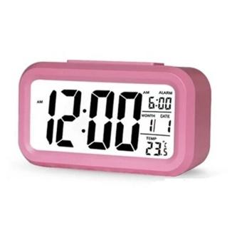 Smart LCD Digital Calendar Temp Alarm Clock With Night Light Sensor- intl - 8534116 , OE680HLAA7S6SHVNAMZ-14687455 , 224_OE680HLAA7S6SHVNAMZ-14687455 , 396900 , Smart-LCD-Digital-Calendar-Temp-Alarm-Clock-With-Night-Light-Sensor-intl-224_OE680HLAA7S6SHVNAMZ-14687455 , lazada.vn , Smart LCD Digital Calendar Temp Alarm Clock W