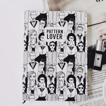 Sổ tay Pattern Lover - ruột trơn
